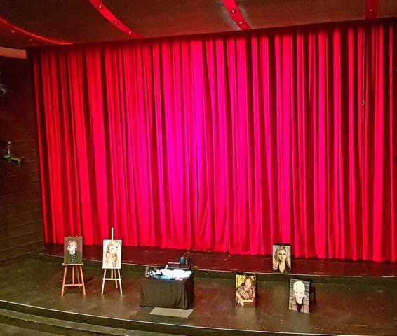 Bielefelder Stadttheater Lesung H. Meyer-Burckhardt