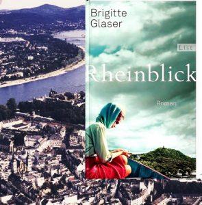 Cover zum Roman Rheinblick