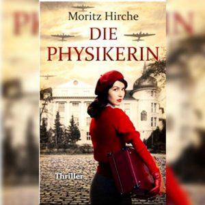 Buchcover Die Physikerin