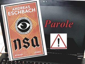 Buchcover NSA