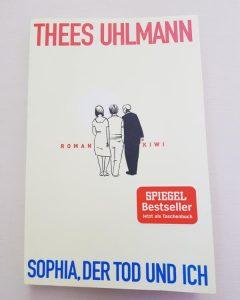 Buchcover Sophia, der Tod und ich