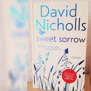 Buchcover Sweet Sorrow