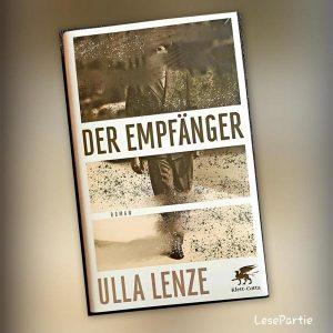 Romancover Der Empfänger von Ulla Lenze