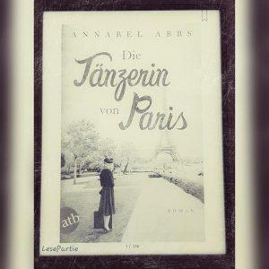 Buchcover zum Roman Die Tänzerin von Paris