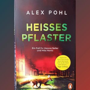 Heisses Pflaster Buchcover