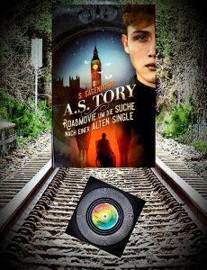 A.S. Tory Roadmovie um die Suche nach einer alten Single Buchcover