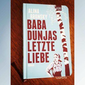 Baba Dunjas letzte Liebe Buchcover