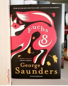 Fuchs Acht ist ein Roman über Fuchs Acht, der nur das gute in den Menschen sieht bis er eines besseren belehrt wird.