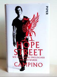 Hope Street Campino schreibt über sein Leben als Fan des Liverpooler FC und über seine englischen Wurzeln