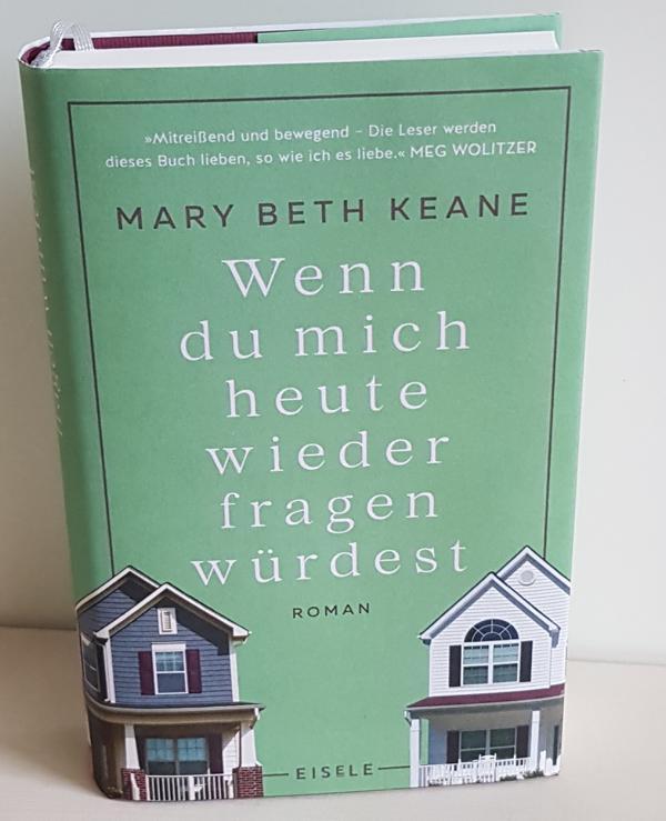Wenn du mich heute wieder fragen würdest ist ein besonderer Familienroman. Zwei Familien, Nachbarn, die durch ein schreckliches Schicksal und die Liebe miteinander verbunden sind