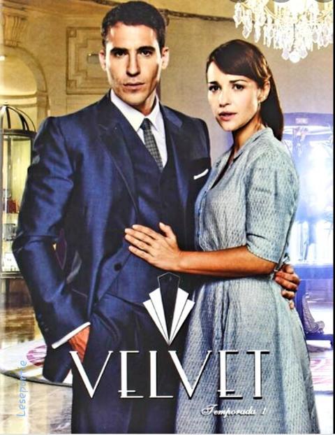 Velvet ist eine spanische Fernsehserie, die vom Modehaus Galerias Velvet und der großen Liebe von Ana und Alberto handelt.