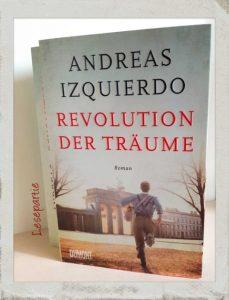 Revolution ist die Fortsetzung von Schatten der Welt, in dem wir die Freunde Isi, Artur und Carl wiedertreffen und mit ihnen Berlin nach dem Ersten Weltkrieg erleben